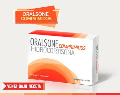 Oralsone Hidrocortisona