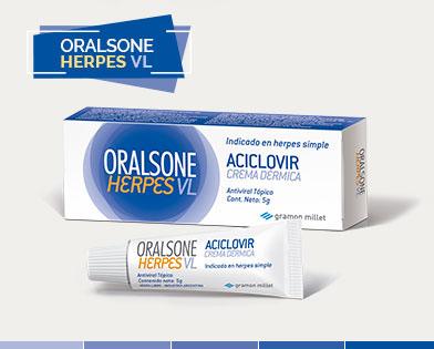 Oralsone Herpes